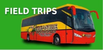 Treasure Island Fun Center Field Trips